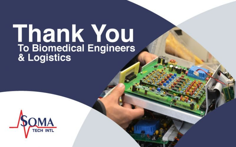 Thank You to Biomeds & Logistics