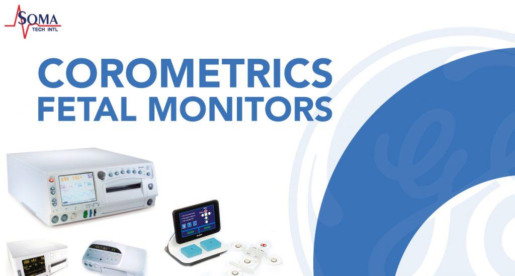 Corometrics Fetal Monitor - GE Fetal Monitor - Soma Tech Intl