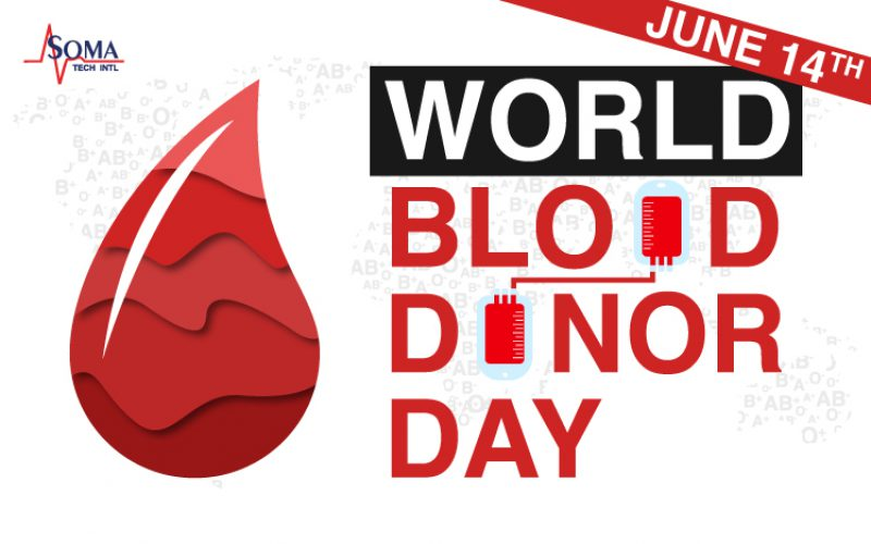World Blood Donor Day June 14 2020