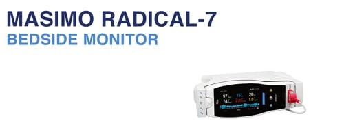Masimo Radical-7 Bedside Monitor