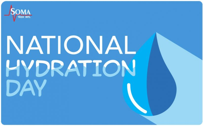 National Hydration Day | June 23 | 2020