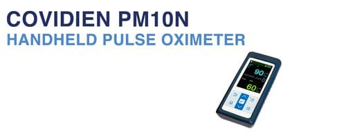 Covidien PM10N Handheld Pulse Oximeter