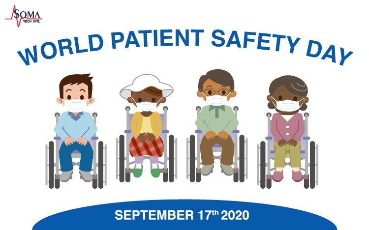 World Patient Safety Day - September 17, 2020
