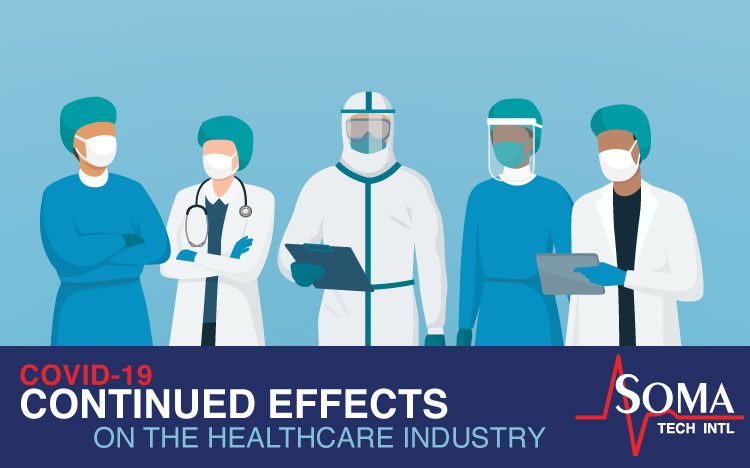 The Continued Effects of COVID-19 on the Healthcare Industry - Soma Tech Intl