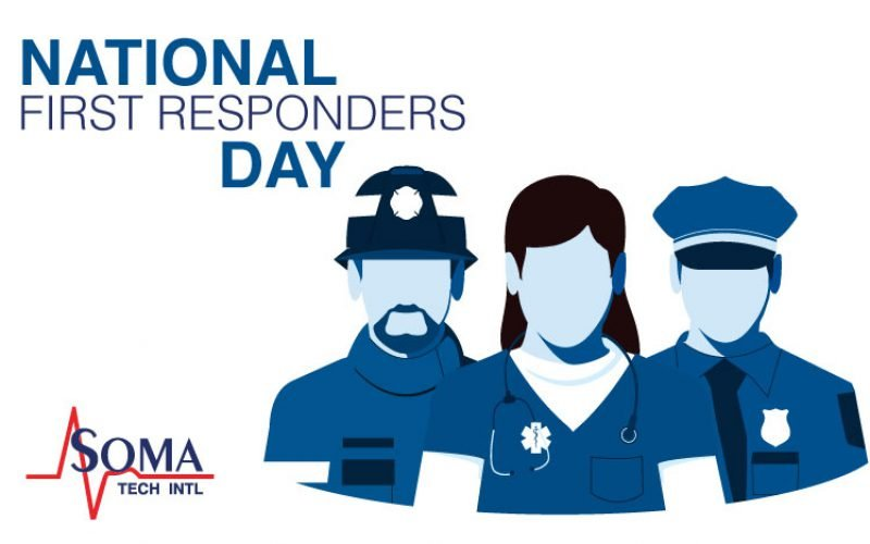 National First Responders Day 2020: October 28th