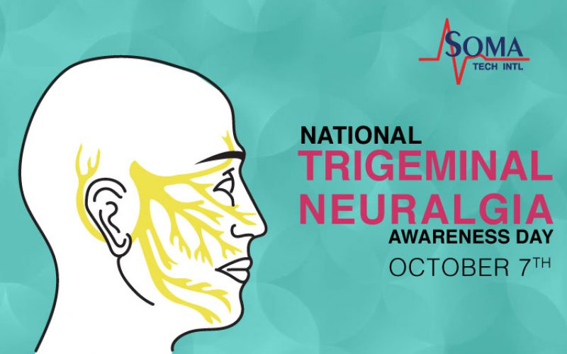 National Trigeminal Neuralgia Awareness Day | October 7th