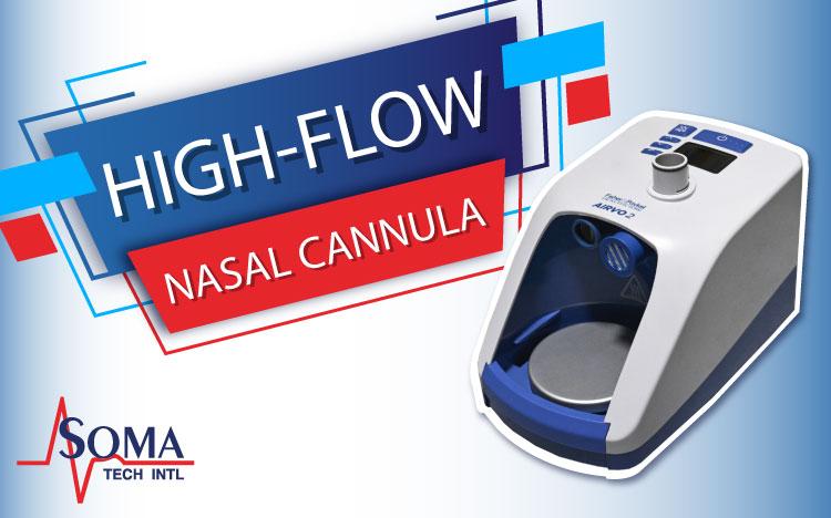 High-Flow Nasal Cannula