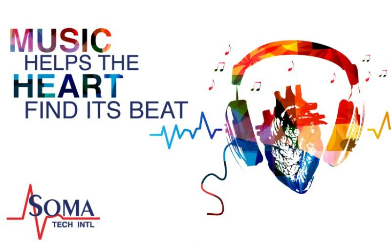 Music Helps The Heart Find Its Beat