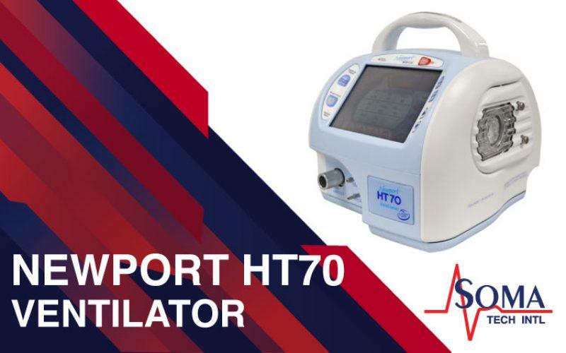 Covidien Newport HT70 Ventilator