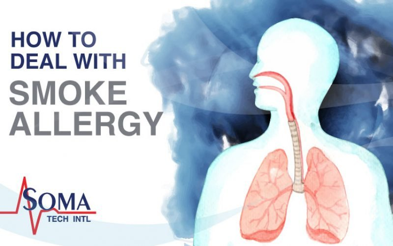 How To Deal With Smoke Allergy