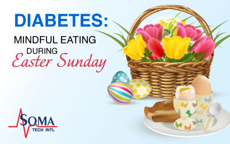Diabetes: Mindful Eating During Easter Sunday