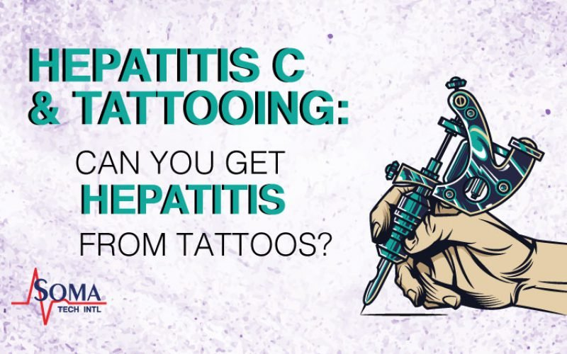 Hepatitis C and Tattooing: Can You Get Hepatitis From Tattoos?
