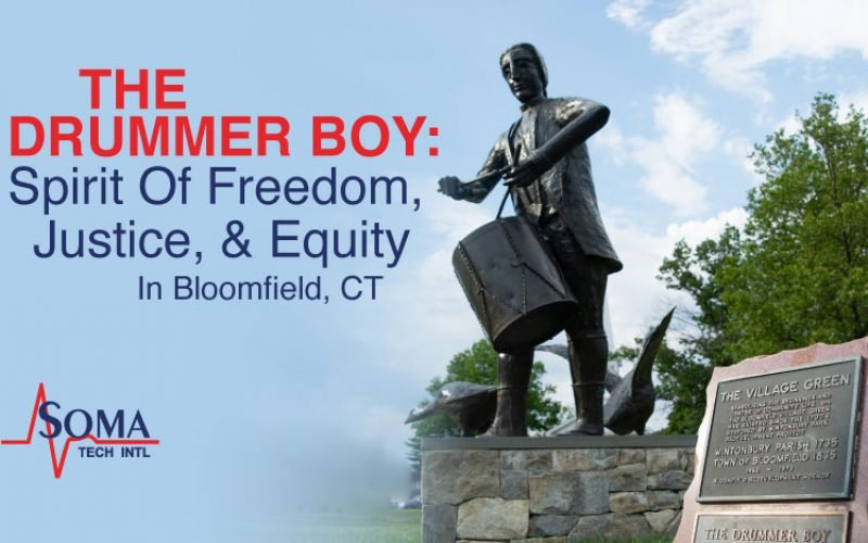 The Drummer Boy: Spirit Of Freedom, Justice, And Equity In Bloomfield