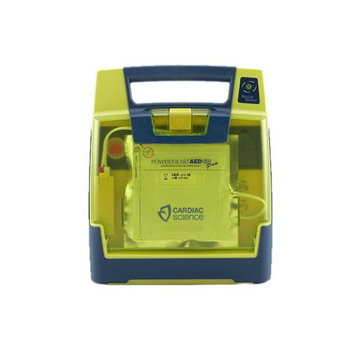 Desfibriladores Automaticos Externos Cardiac Science Powerheart - Soma Technology, Inc.