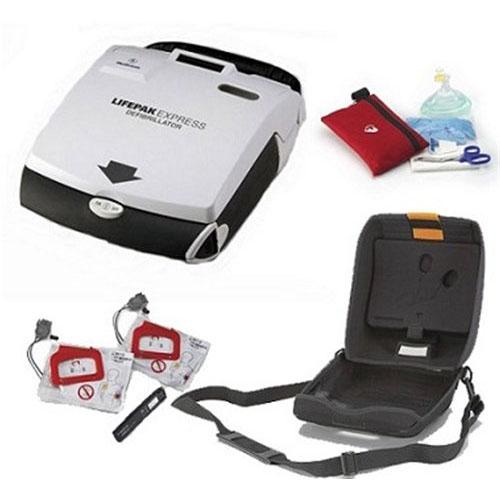 Desfibriladores Automaticos Externos Physio Control Lifepak Express - Soma Technology, Inc.
