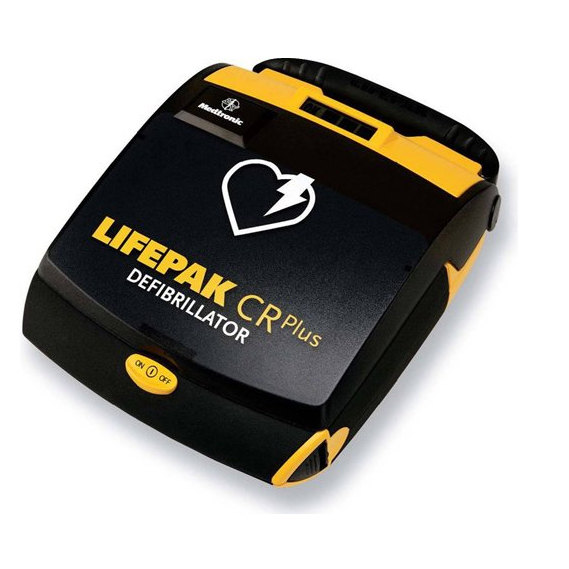 Desfibriladores Automaticos Externos physio control lifepak cr plus - Soma Technology, Inc.