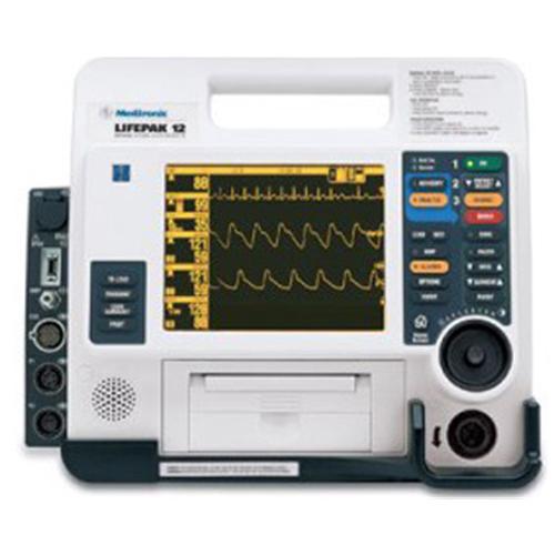 Desfibriladores Physio Control Lifepak 12 - Soma Technology, Inc.