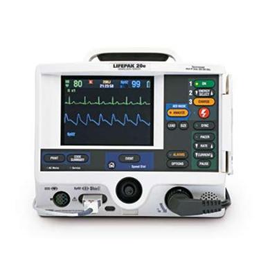 Desfirbriladores Physio Control Lifepak 20 - Soma Technology, Inc.