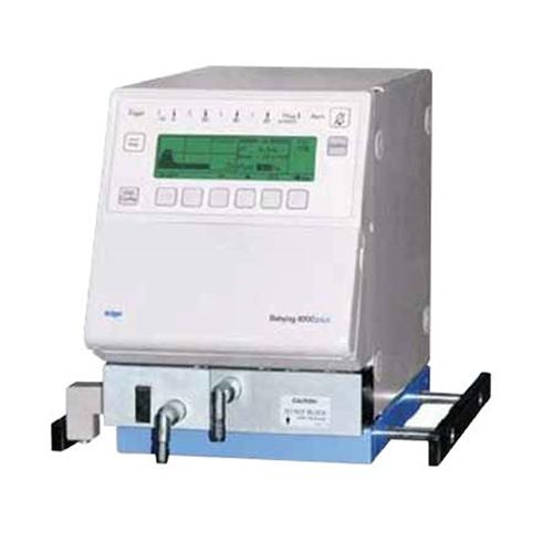Drager Babylog 8000 Plus Ventiladores - Soma Technology