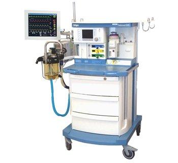 Drager Fabius GS - Maquinas de Anestesia - Soma Technology, Inc.