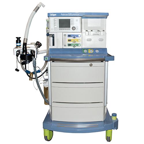 Drager Fabius GS Premium Maquina de anestesia