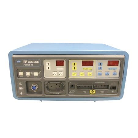 Electrobistruis valleylab 40 - Soma Technology, Inc.