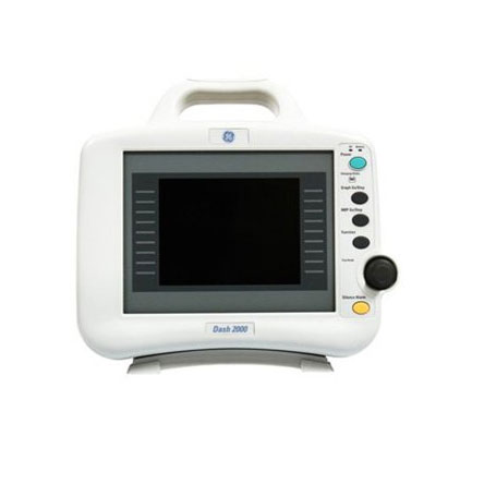 Monitores Multiparametros GE Dash 2000 - Soma Technology, Inc.