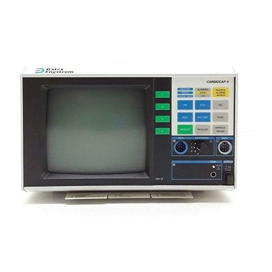 Monitores Multiparametros GE Datex Ohmeda Cardiocap II - Soma Technology, Inc.