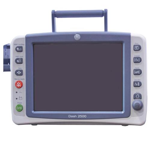 Monitores Multiparametros ge dash 2500 - Soma Technology, Inc.
