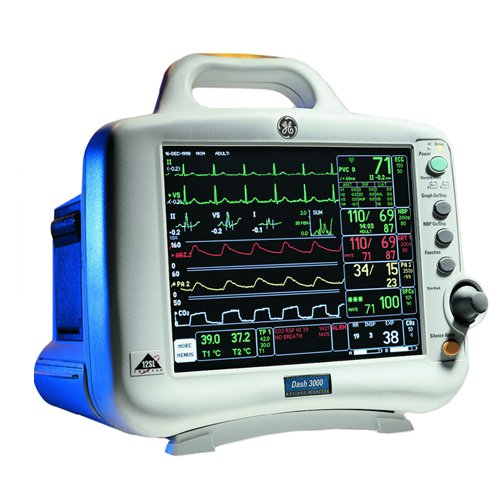 Monitores Multiparametros ge dash 3000 - Soma Technology, Inc.
