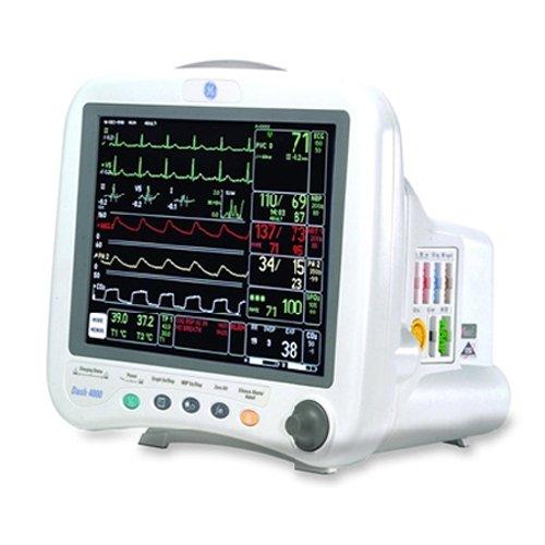 Monitores Multiparametros ge dash 4000 - Soma Technology, Inc.