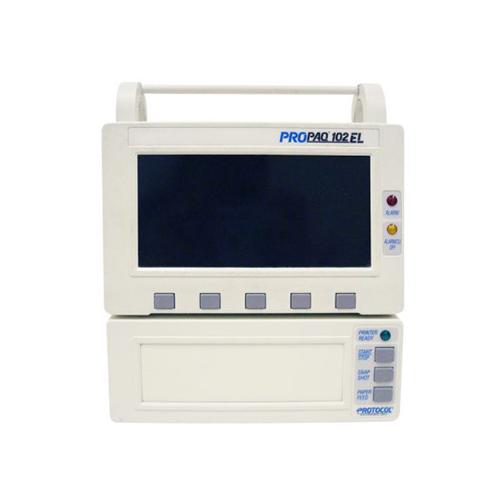 Monitores Multiparametros -welch-allyn-propac 102el 106el - Soma Technology, Inc.
