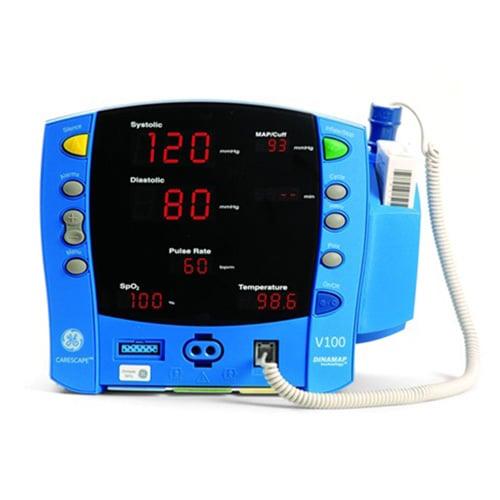 Monitores de Presion Sanguinea no Invasiva GE Carescape V100 - Soma Technology