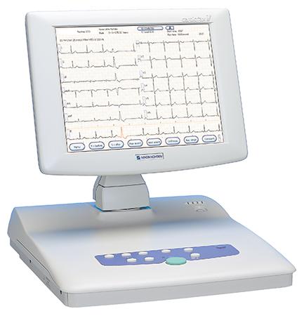 Nihon Kohden Cardiofax v - Soma Technology, Inc.