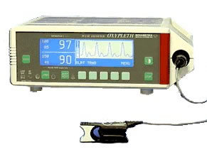 Novametrix Oxypleth 520A - Equipo Medico Central - Soma Technology, Inc.