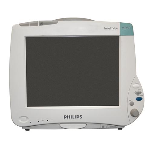 Philips IntelliVue MP50 Monitores Multiparametors