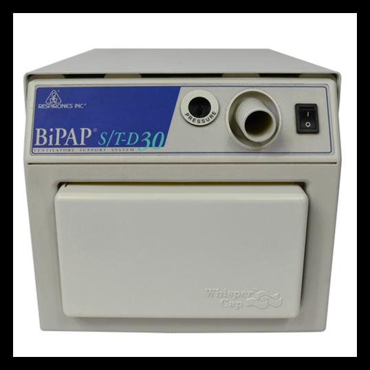 Respironics BiPAP S T D 30 Ventiladores - Soma Technology