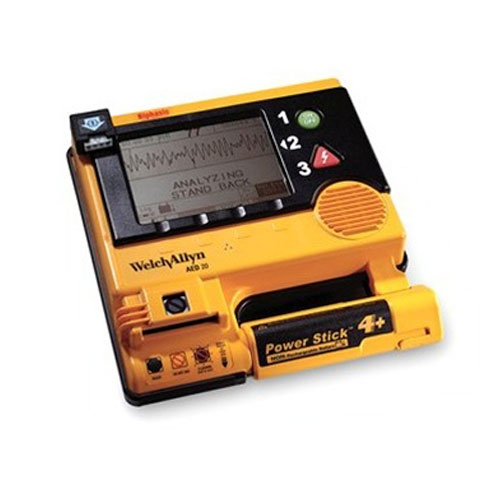 Welch Allyn AED 20 - Soma Technology, Inc.