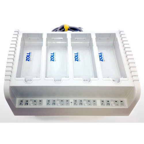 Zoll Supper Battery Support System - Equipo Medico Central - Soma Technology, Inc.