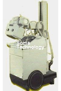 GE AMX II - Equipo Medico Central - Soma Technology, Inc.