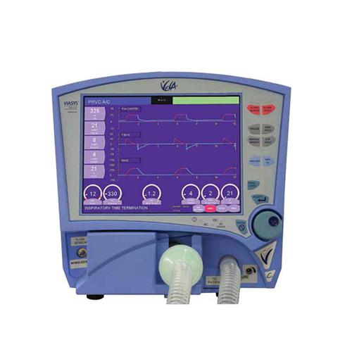 carefusion vela Ventiladores - Soma Technology