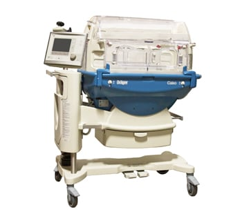 Drager Caleo - Equipo Medico Central - Soma Technology, Inc.