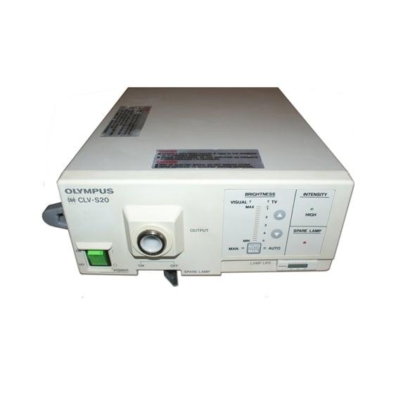 fuentes de luz olympus clv s20 - Soma Technology, Inc.