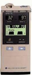 nellcor nbp 75 co2 spo2 monitor - Equipo Medico Central - Soma Technology, Inc.