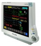 philips intellivue_ p70 ecg and multparameter monitor - Equipo Medico Central - Soma Technology, Inc.