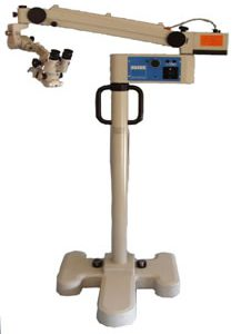 Zeiss OPMI 1-FC on S21 Stand - Equipo Medico Central - Soma Technology, Inc.