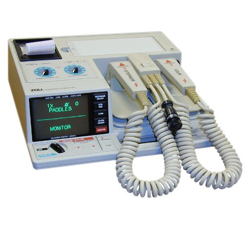 Zoll PD 2000 - Equipo Medico Central - Soma Technology, Inc.