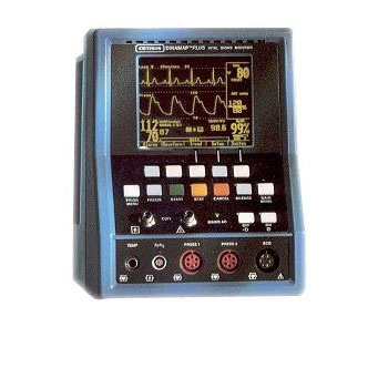 Monitores Multiparametros GE Dinamap Critikon 8720 - Soma Technology, Inc.
