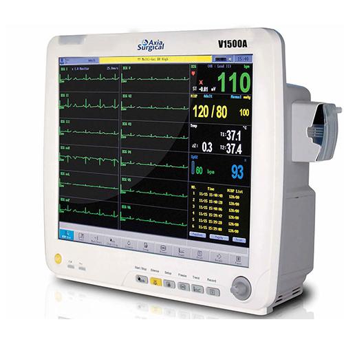 Monitores Multiparametros axia v1500a - Soma Technology, Inc.