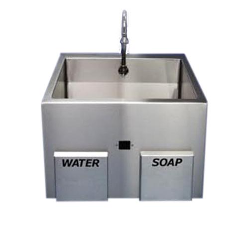 Scrub Sink Model ES25 IR MB - Equipo Medico Central - Soma Technology, Inc.